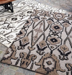 Rabat Hand-knotted Wool Rugs