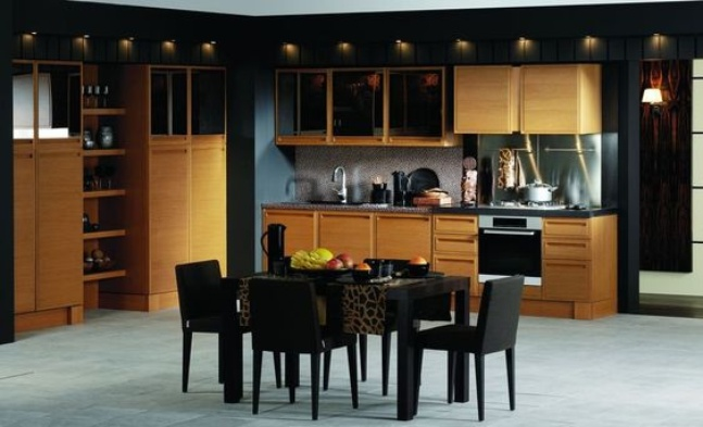 Modern Afro   Kitchen Design, Image Source: Www.lushhome.com Part 4