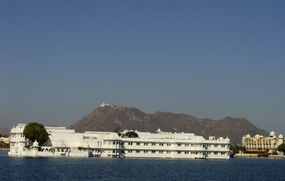 Lake Palace Architecture