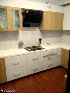 Modular kitchen by shape interiors