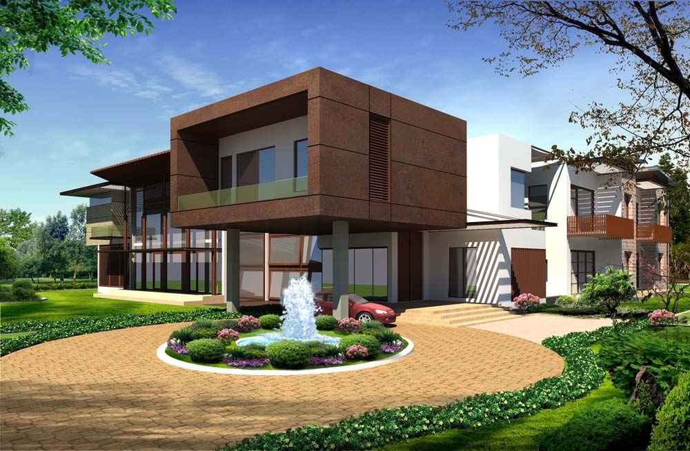 Farmhouse Landscape Design Ideas Country Farmhouse Landscape Designs