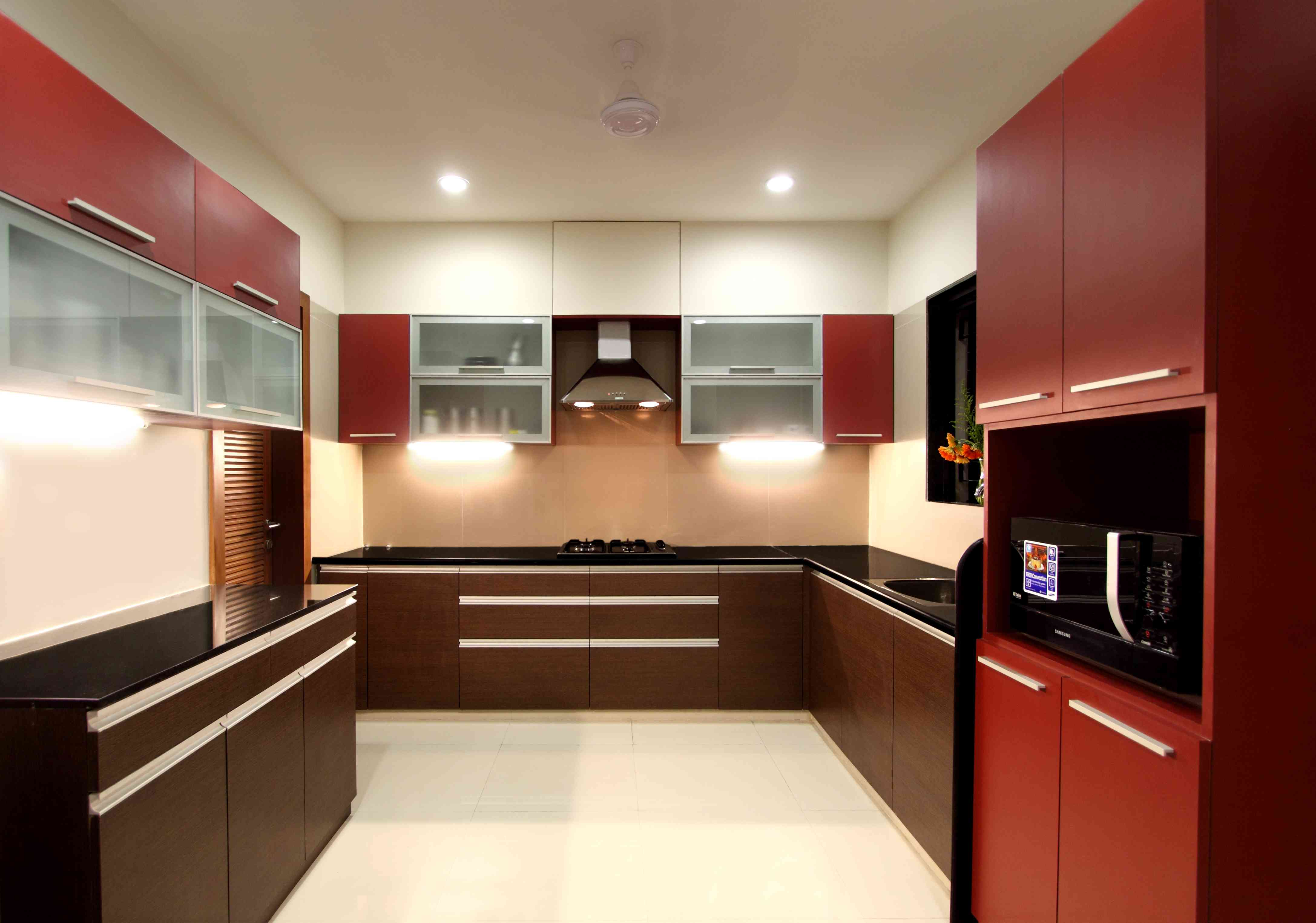 Modern kitchen design ideas india modern kitchen Kitchen interior design