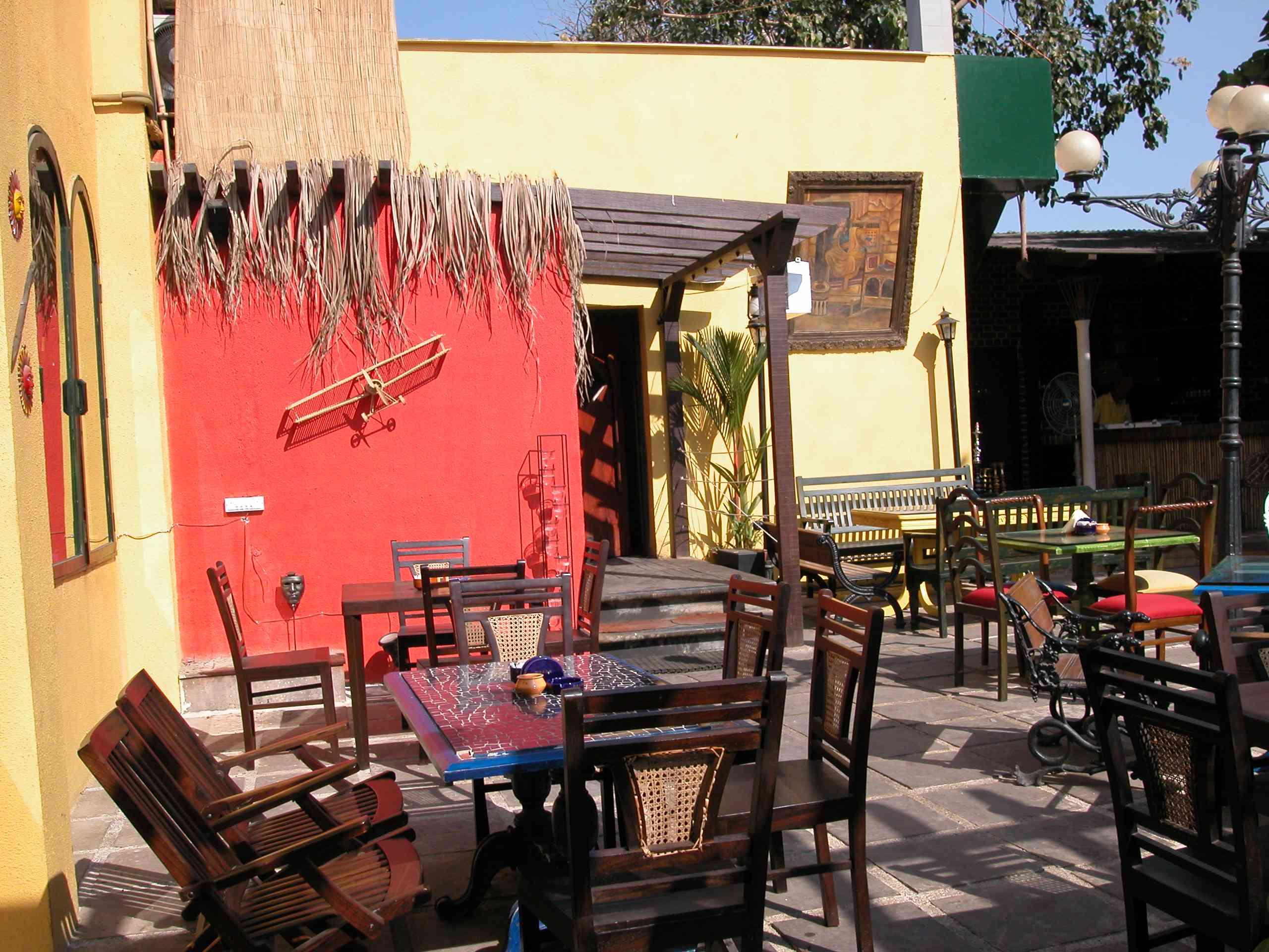 Outdoor Restaurant Design Best Outdoor restaurant Interior