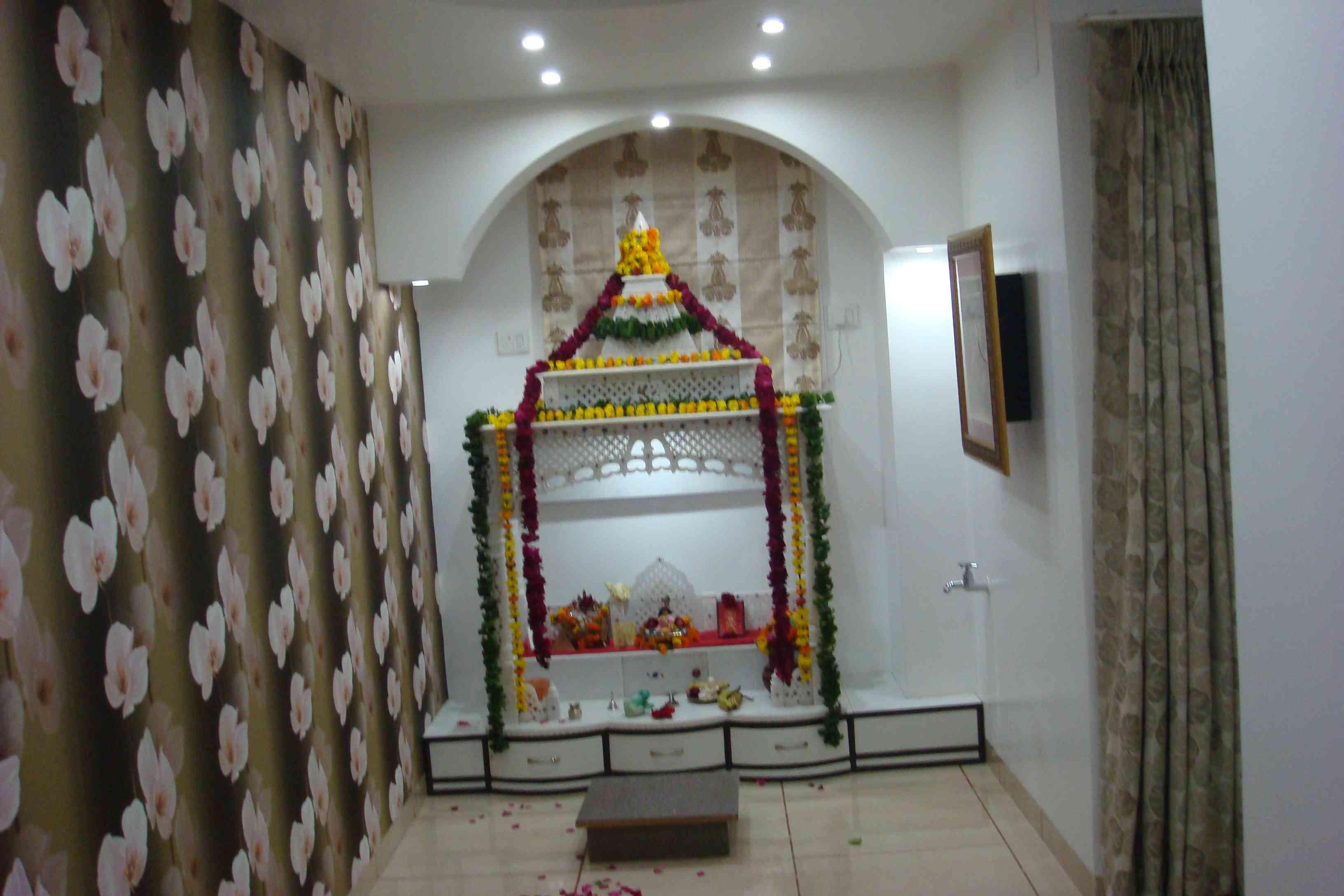 Pooja Room Interiors
