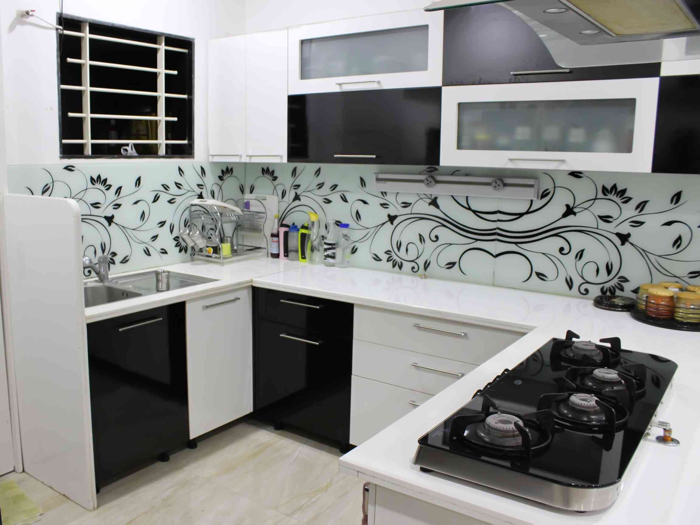 Indian Style Kitchen Design Images, Indian Style Kitchen Interior ...