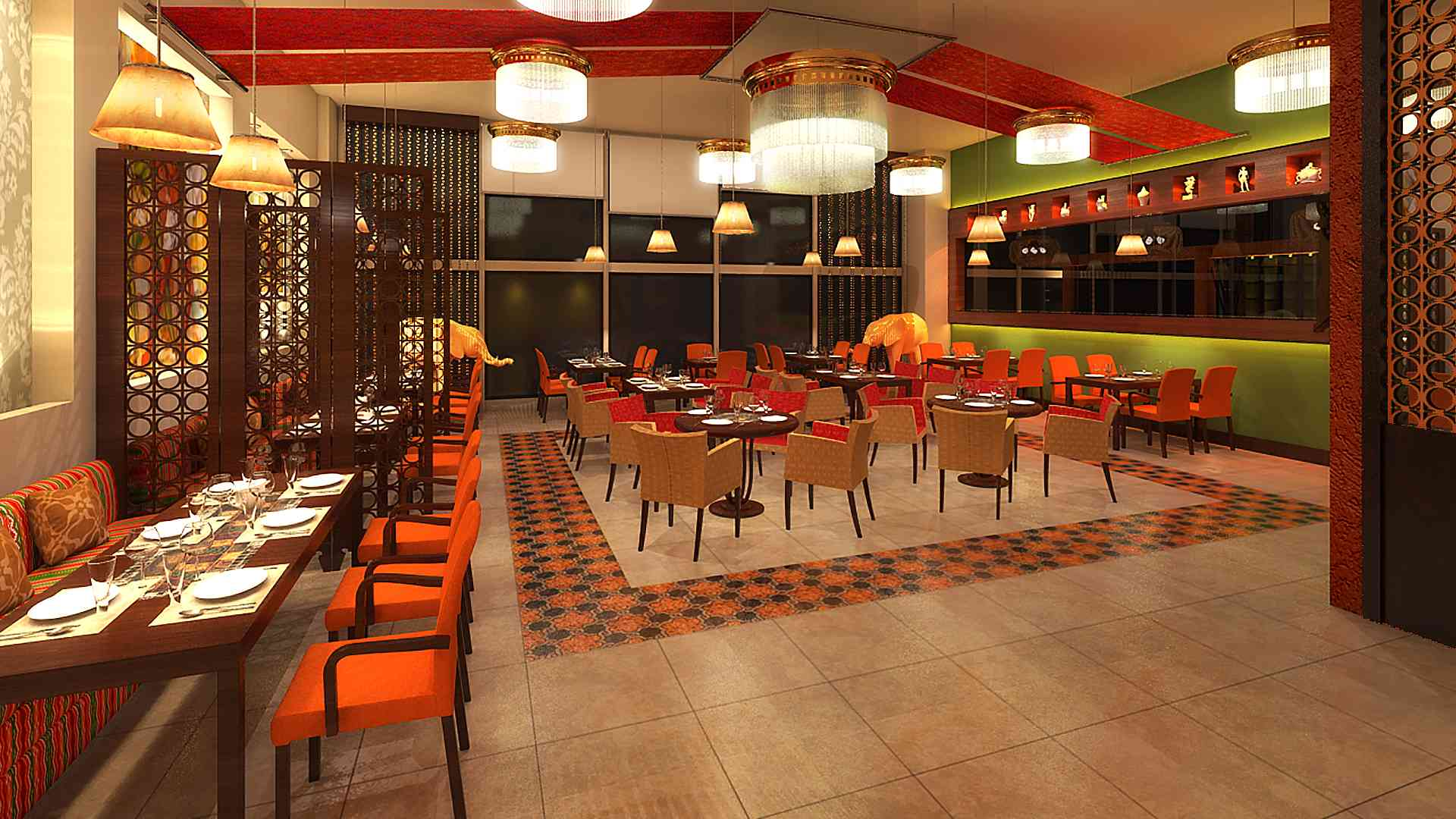 Restaurant Interior Design Ideas Images Bar Designs