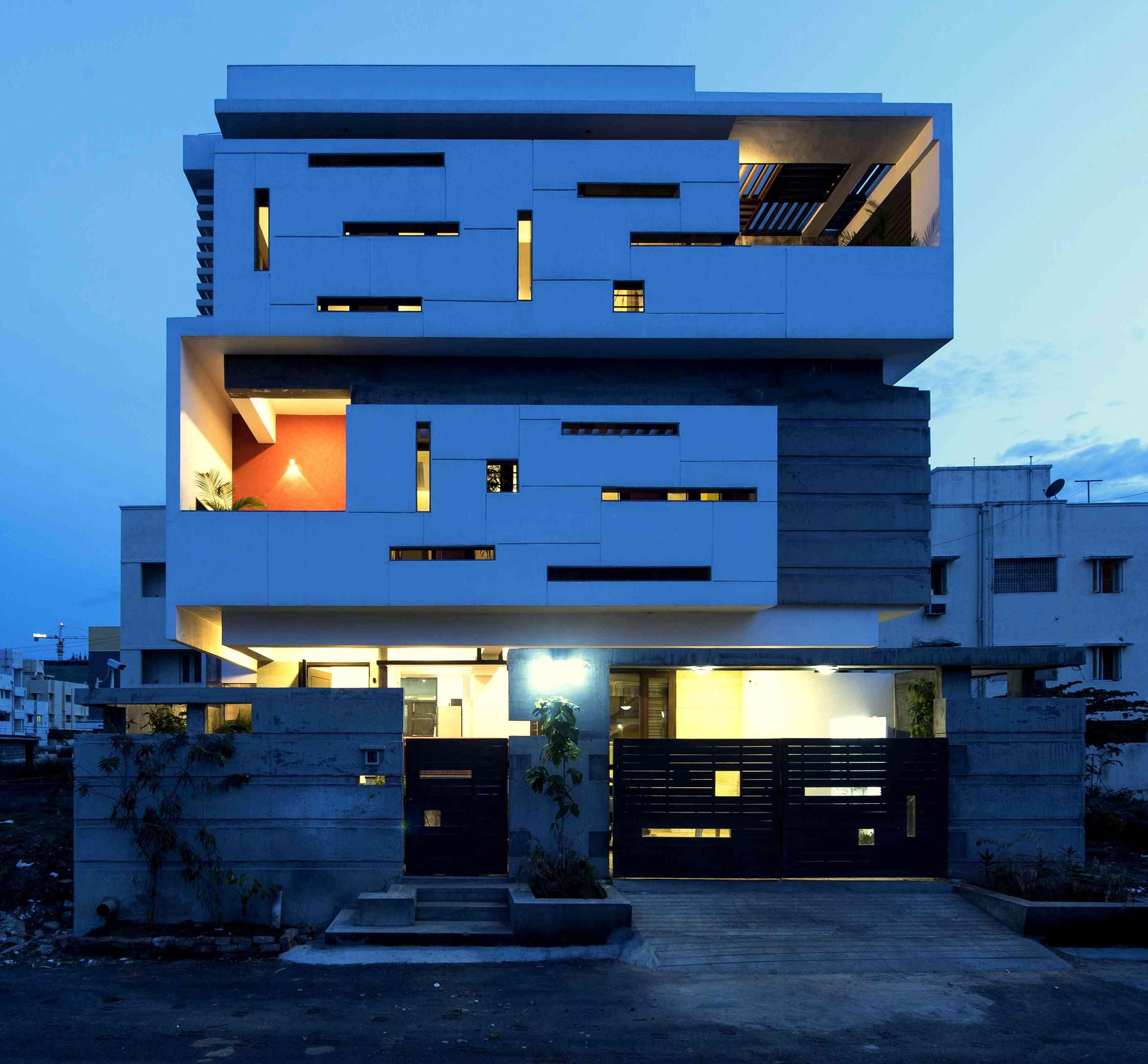 Home Design Ideas India:  Home Exterior Designs , India , Home Exterior Design Ideas