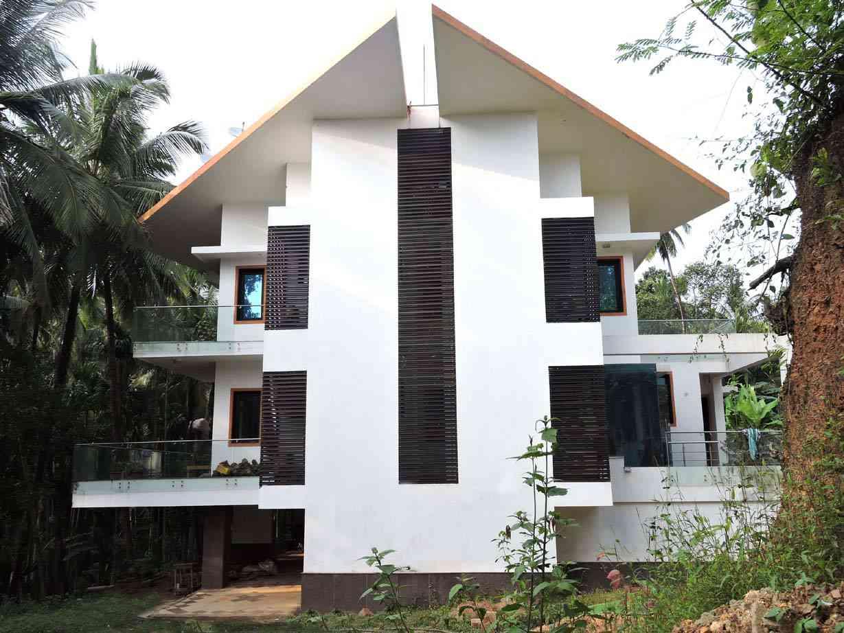 Home Exterior Designs, India, Home Exterior Design Ideas, Images