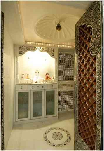 Door Design For Pooja Room