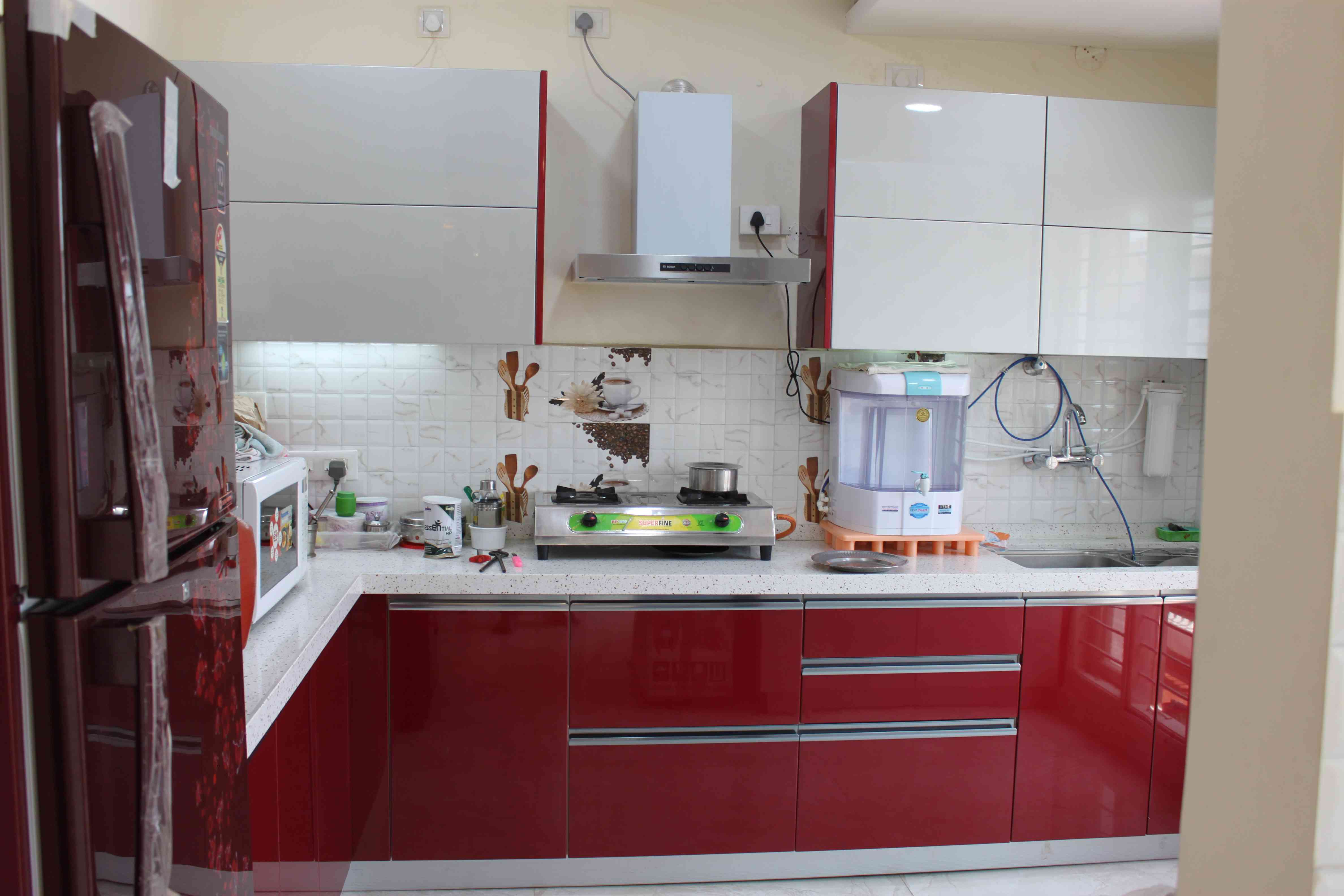 Residential Projects of Heinrich Kitchen & Interiors Bangalore ...