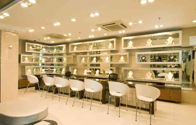 Jewellery Shop Interior Design Ideas, Photos, Images, Indian Style